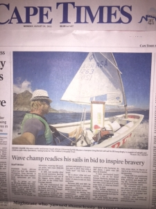 Cape Times August 2015